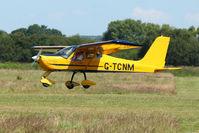 G-TCNM @ EGCB - 2002 Quaife J TECNAM P92-EA ECHO, c/n: PFA 318-13922 at 2011 Family Fun Day