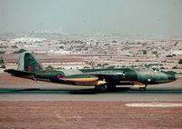 WK118 @ LMML - Canberra TT18 WK118/18 7Sqd RAF
