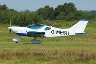 G-MESH @ EGCB - 2009 Czech Aircraft Works Sportcruiser, c/n: LAA 338-14823 on 2011 Family Fun Day