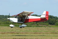 G-TFOG @ EGCB - 2006 Skyranger 912(2), c/n: BMAA/HB/494 on 2011 Family Fun Day
