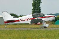 G-CVST @ EGSX - 2003 Shipp A JODEL D140, c/n: PFA 251-13384 at North Weald