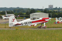 G-SEVN @ EGSX - 2003 Vans RV-7, c/n: PFA 323-13795 at North Weald