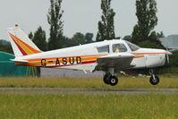 G-ASUD @ EGSX - 1964 Piper PA-28-180, c/n: 28-1654 at North Weald