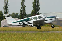 G-BRGI @ EGSX - 1969 Piper PIPER PA-28-180, c/n: 28-5827 at North Weald