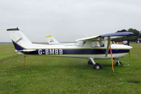 G-BMBB @ EGNJ - lots of light aircraft at Humberside