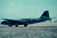WJ815 @ LMML - Canberra PR7 WJ815 13Sqd RAF - by raymond
