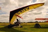 G-MTKW @ EICL - Attending the Clonbullogue Fly-in July 2011 - by Noel Kearney