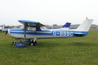 G-BBBC @ EGNJ - one of many light aircraft at Humberside
