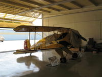 N133JU @ SZP - 1936 Bucker BU.133C JUNGMEISTER, Siemens-Halske SH 14 A-4 160 Hp radial - by Doug Robertson