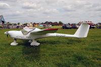 EI-DGP @ EICL - Attending the July fly-in at Clonbullogue Aerodrome. - by Noel Kearney