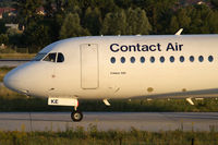 D-AFKE @ EDDS - Taxiing to rwy 25 - by Jens Achauer