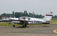 D-EWCS @ EBAW - Fly in. - by Robert Roggeman