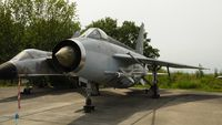 XS903 @ EGYK - XS903 at Yorkshire Air Museum - by Eric.Fishwick
