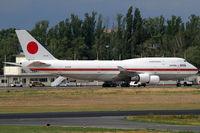 20-1102 @ TXL - Japan Air Force - by Joker767