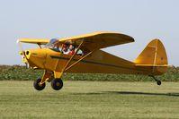 N4469H @ C55 - Piper PA-15