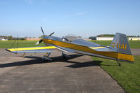 G-IIAI @ EGBR - Mudry CAP 232 at Breighton Airfield in April 2011. - by Malcolm Clarke