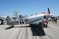 N426KS @ LAL - Super Six - Modified T-6