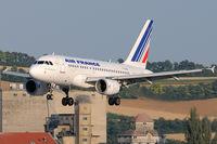 F-GUGL @ VIE - Air France - by Chris Jilli
