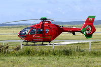 G-WASS @ EGCK - Wales Air Ambulance 'Funded by the people of Wales'