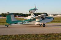 N1322W @ LAL - Thurston TSC-1A2 - by Florida Metal