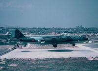 WJ825 @ LMML - Canberra PR7 WJ825 13Sqd Royal Air Force - by raymond