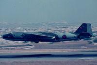 WT537 @ LMML - Canberra PR7 WT537 13Sqd RAF - by raymond