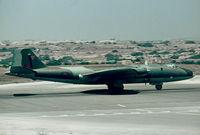 WT538 @ LMML - Canberra PR7 WT538 13Sqd RAF - by raymond