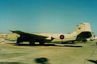 XH168 @ LMML - Canberra PR9 XH168/AB 39Sqd RAF