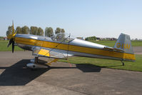 G-IIAI @ EGBR - Mudrt CAP 232 at Breighton Airfield in April 2011. - by Malcolm Clarke