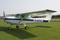G-GFIC @ X5FB - Cessna 15 at Fishburn Airport in April 2011. - by Malcolm Clarke