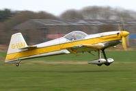 G-IIAI @ EGBR - Mudry Cap 232 at Breighton Airfield in March 2011. - by Malcolm Clarke