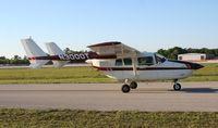 N3000T @ LAL - Cessna 337