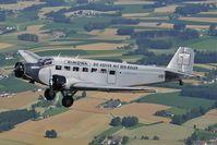 HB-HOY @ AIR TO AIR - Ju Air Junkers Ju52 (Casa 352) - by Dietmar Schreiber - VAP