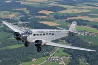 HB-HOY @ AIR TO AIR - Ju Air Junkers Ju52 (Casa 352)