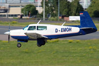 D-EMOH @ ESSB - Arriving from Luleå - by Roger Andreasson