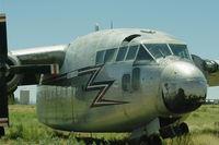 N8094 @ GEY - 1948 Fairchild C-119G @ GEY - by Daniel Ihde