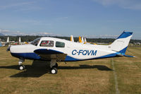 C-FQVM @ AWO - Previously CF-QVM - by Duncan Kirk