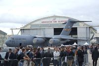 09-9207 @ LFPB - Boeing C-17A Globemaster III of the USAF at the Aerosalon Paris/Le-Bourget 2011 - by Ingo Warnecke