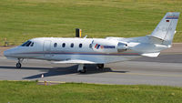 D-CAIR @ ESSB - Taxiing to Grafair - by Roger Andreasson