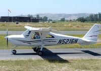 N5216N @ 0Q9 - At Sonoma Skypark Airport - by Bill Larkins