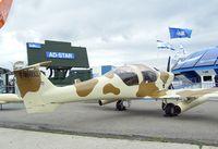 F-WWXZ @ LFPB - Dyn Aero / ATE Pulsatrix at the Aerosalon Paris/Le-Bourget 2011 - by Ingo Warnecke