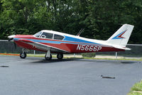 N5666P @ I19 - 1959 Piper PA-24-180 - by Allen M. Schultheiss