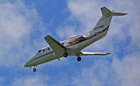 N129WH @ EEN - Tight turn on final approach to Keene, NH - by Ron Yantiss
