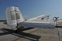 HB-HOY @ LOLW - Ju Air CASA352 (JU52)