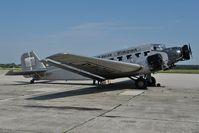 HB-HOY @ LOLW - Ju Air CASA352 (JU52) - by Dietmar Schreiber - VAP