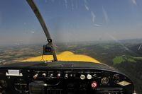 OE-DCG @ IN FLIGHT - Cessna 175