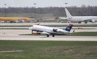 N448AW @ CVG - US Airways Express CRJ-200