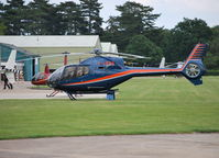 G-LHMS @ EGLD - Eurocopter EC120B Colibri, ex N120CL at Denham. - by moxy