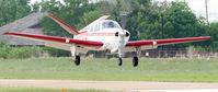N46MM @ OJA - N46MM landing at OJA. - by Steve Wheeler
