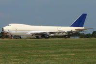 TF-AMC @ EGMH - 1979 Boeing 747-2B3F/SCD, c/n: 21835/388 WFU at Kent International